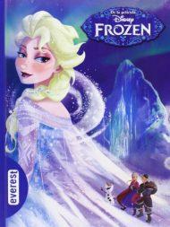 Portada Frozen Clasicos Disney Elsa