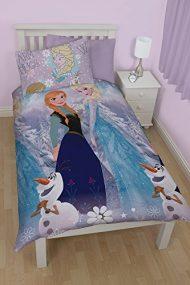 Frozen funda nórdica reversible Elsa y Anna