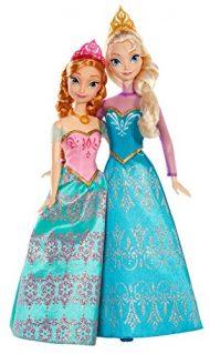 Frozen Pack muñecas Elsa y Anna juntas