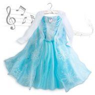 Disfraz Elsa de Frozen con música